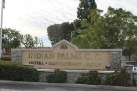 Indian Palms CC in Indio, California