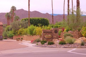 Ironwood Country Club in South Palm Desert, CA.