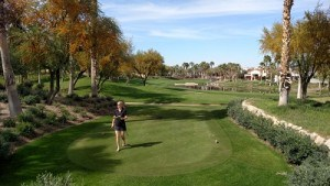 Indian Springs CC in Indio, California