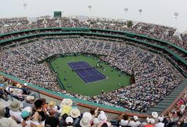 World Class Tennis At Indian Wells Tennis Gardens