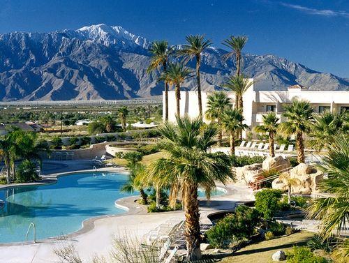 Miracle Springs Resort Spa Desert Hot Springs Ca