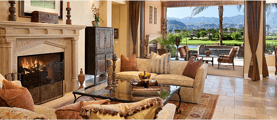The Toscana Country Club in Indian Wells