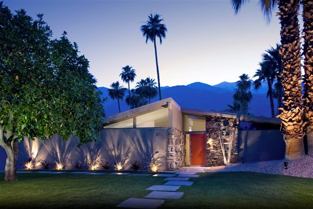 Luxury Palm Springs Deepwell Home
