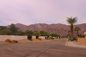 Desert Club Estates in La Quinta, CA.
