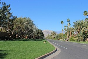 Rancho Mirage is the home of Thunderbird Heights.